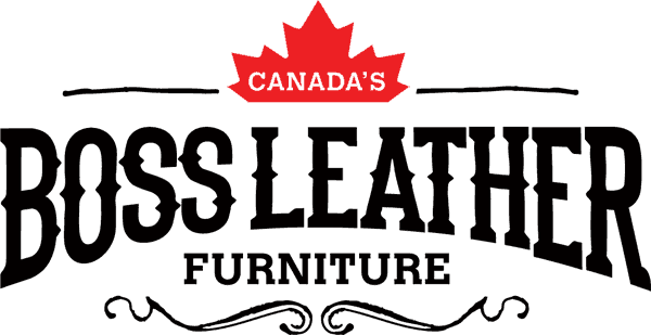 Boss Leather Sofas and Furniture Made in Canada