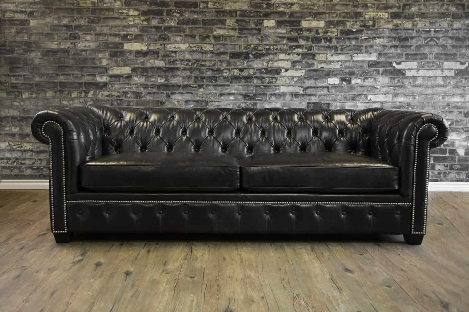 leather sofa canada