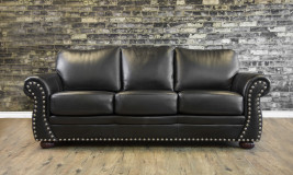 leather sofa Rivier