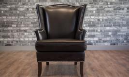 leather chair Duke