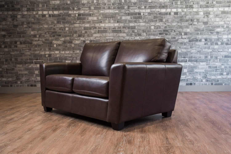 Leather Loveseats