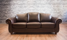 leather sofa Utah traditional sofa