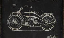 harley patent 1924
