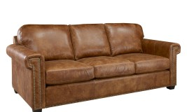 Wyoming Leather Sofa