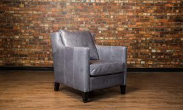 leather chair pillow bag