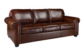 Texas Leather sectional